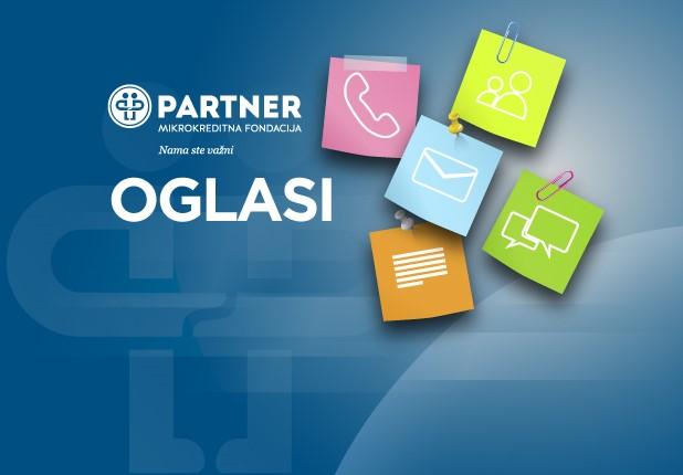 Oglas za prijem u radni odnos na poziciji: Kreditni službenik: Sapna, Opština Teočak