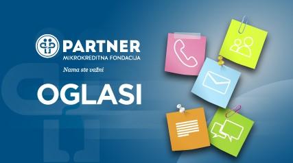 Oglas za prijem u radni odnos na poziciji: Kreditni službenik Mostar
