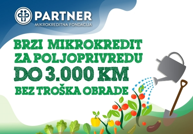 Brzi mikrokredit za poljoprivredu