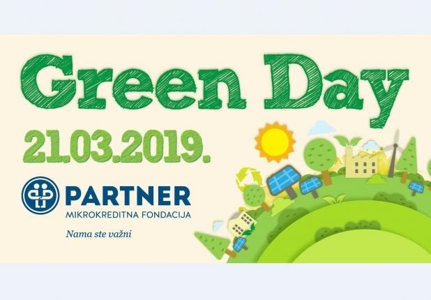 Green Day - dan otvorenih vrata u Partner MKF
