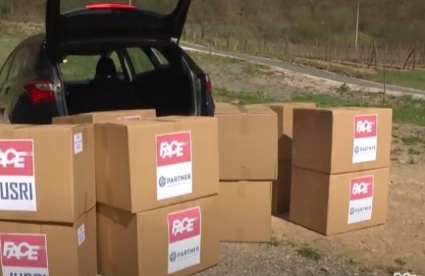 Humanost u vrijeme korone – Partner MKF i Face TV doniraju zaštitnu opremu