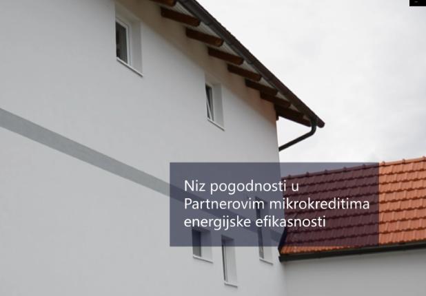 Mikrokreditom iz Partnera dobili smo i uštede i topliji dom