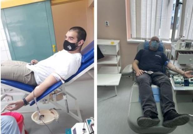 Partner ponovo u akciji dobrovoljnog davanja krvi