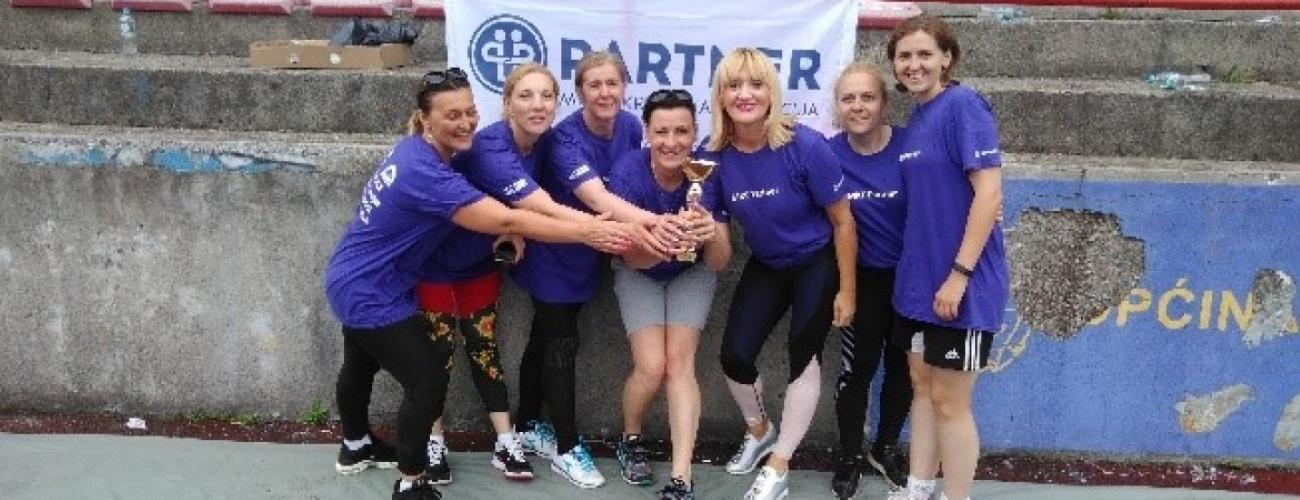 Partner MKF osvojio 3. mjesto na odbojkaškom turniru za djecu na onkologiji