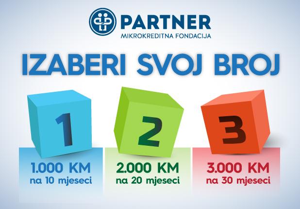 Izaberi svoj broj!