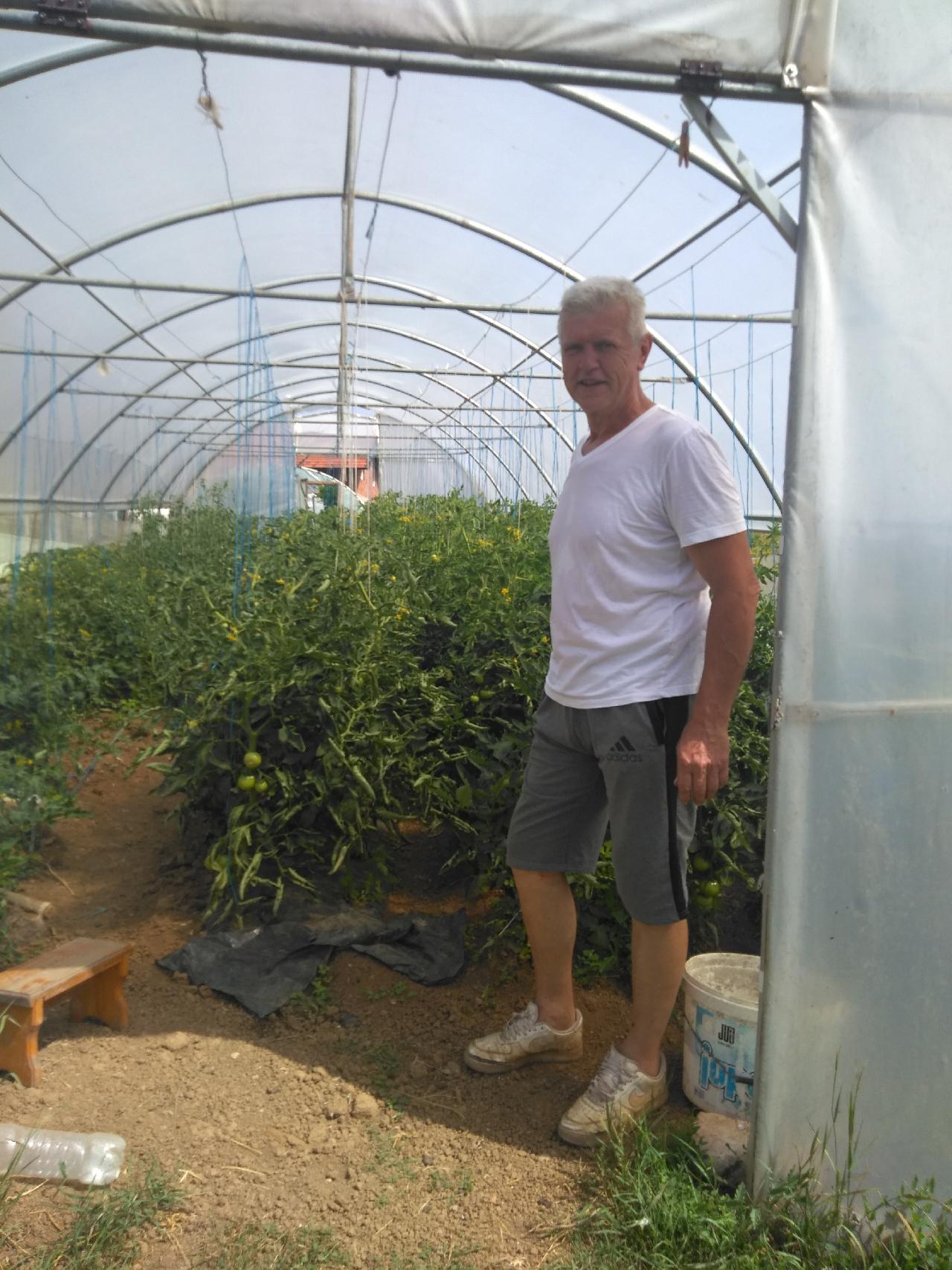 Baveći se uzgojem voća i povrća poboljšao zdravlje